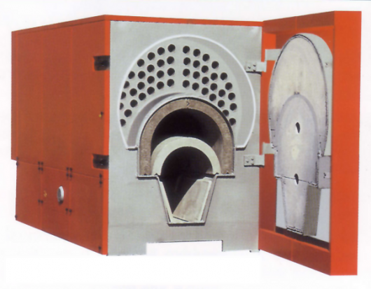Компактные котлы на биогенном топливе ÖKO THERM тип 'C0 – C6'